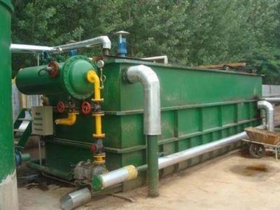 平流溶气泵式气浮机