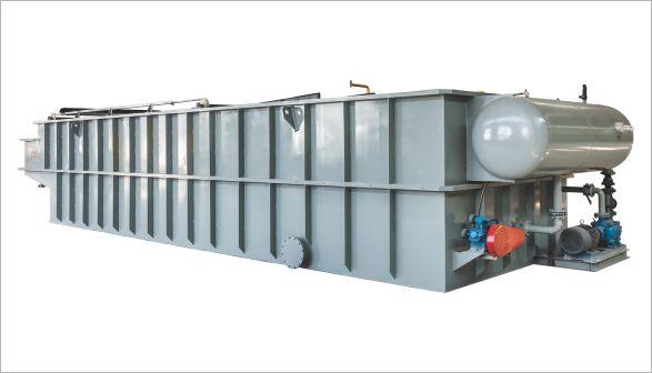 溶气泵式气浮机
