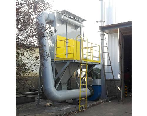 HL系列滤筒除尘系统