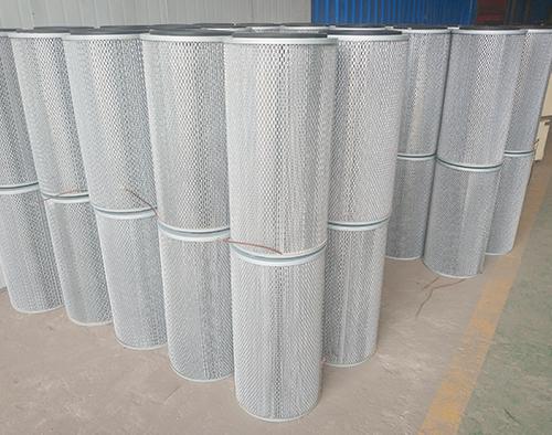 濾筒除塵器配件-濾筒