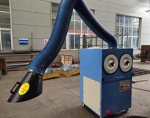 移動式焊煙除塵系統