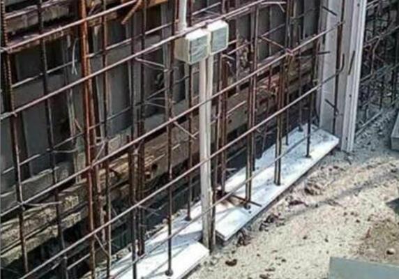 横向PVC结构拉缝板