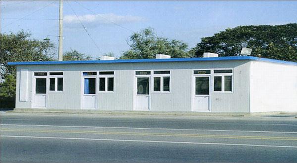 新疆輕鋼彩板房、新疆彩板房會議室, 很輕很堅韌