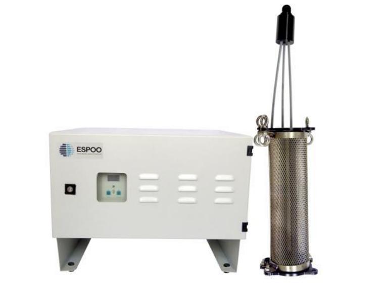 变频分离式水处理设备