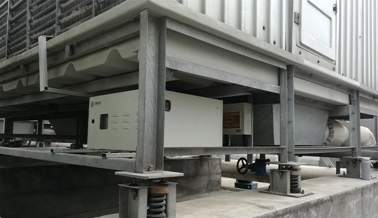 杭州地铁空调主机