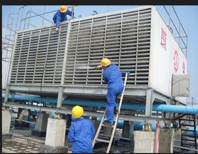 中央空调风道清洗
