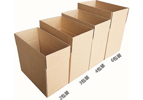 市北纸箱厂家具有较高的挺度、环压强度和吸水性
