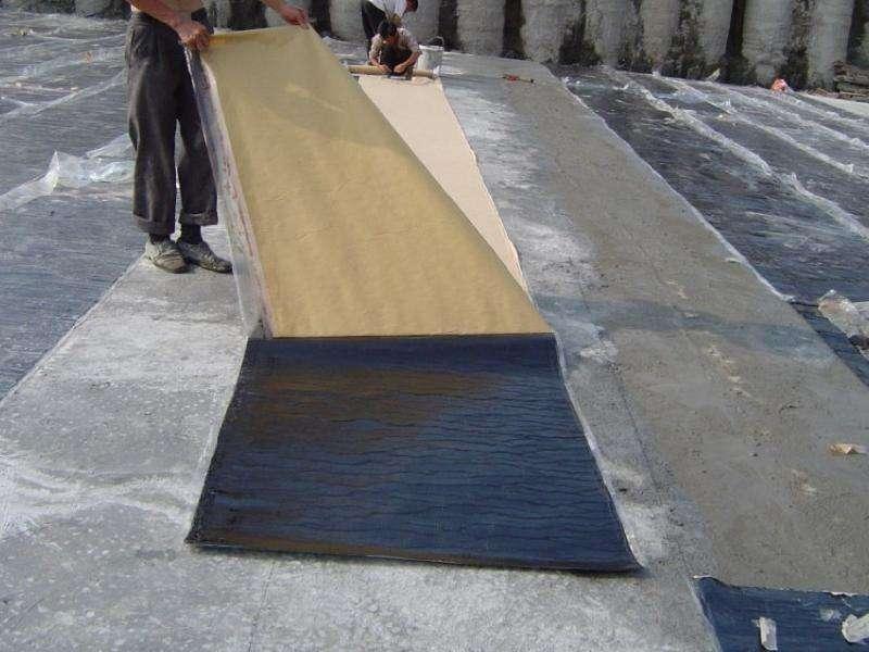 沥青防水卷材