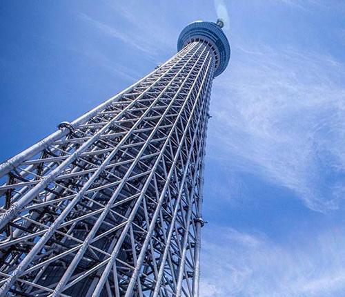 钢结构电视塔