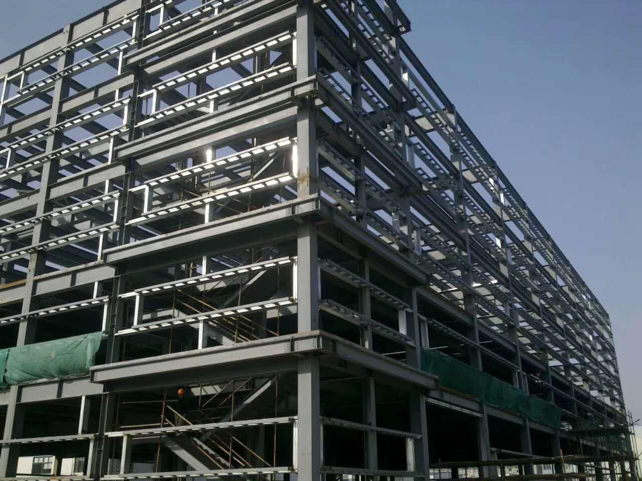青岛钢结构
