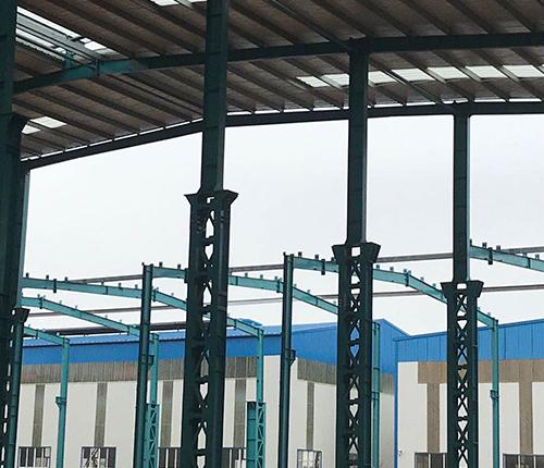钢结构设计的注意事项