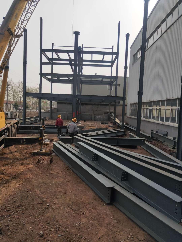 钢结构厂房的优 势分析