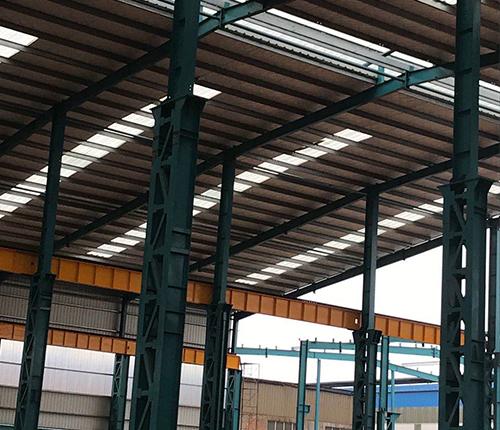 钢结构厂房建造的要点