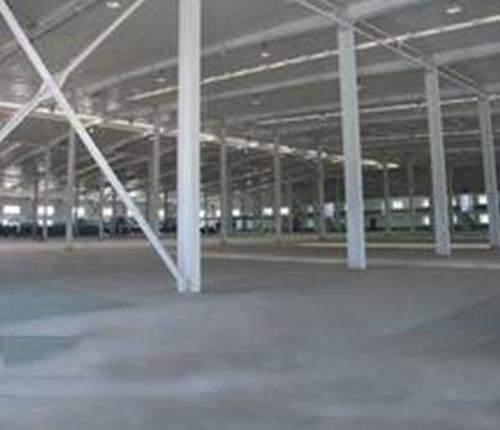 钢结构厂房的特点