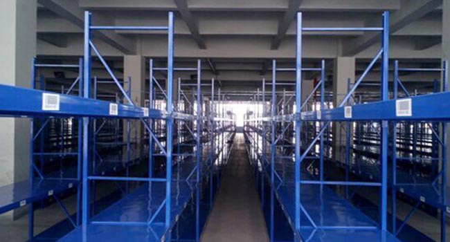 青岛贯通轻型货架工厂