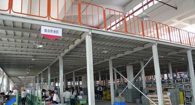 钢结构工作平台生产厂家