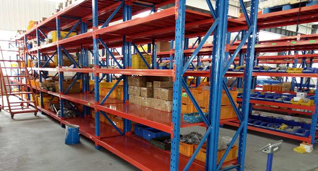 青岛重型层板货架厂家