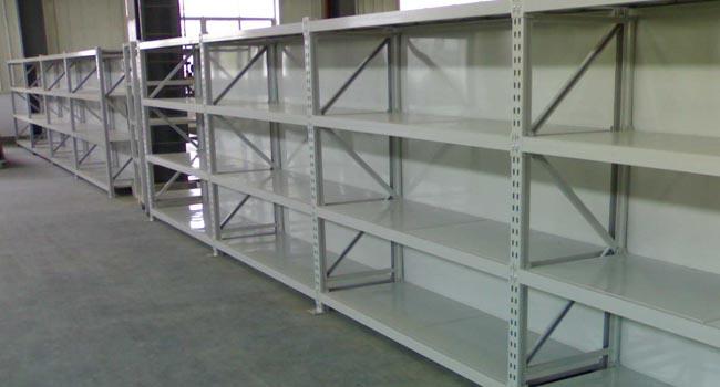 仓储货架的基本操作