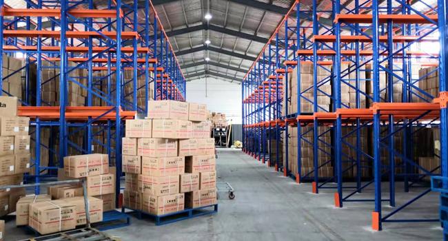 从书架到仓储货架有多远?