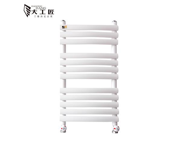 鋼制弧形衛浴散熱器