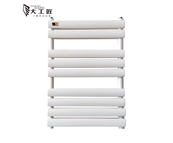 青島鋼制雙搭云梯衛浴散熱器型號