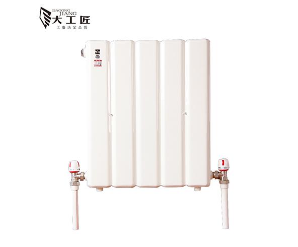 過水熱鋼制衛浴散熱器