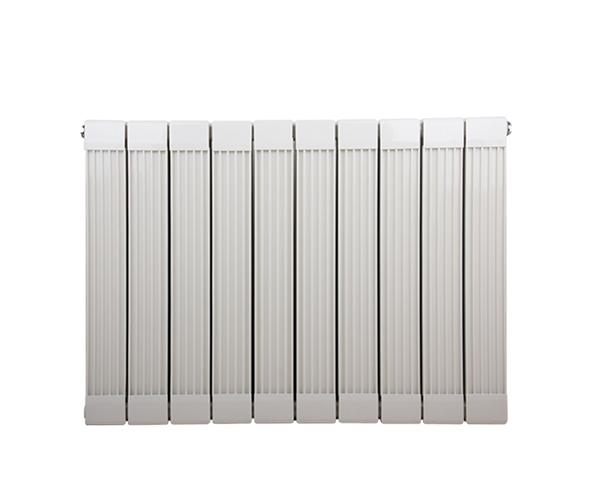 新型钢铝复合采暖暖气片