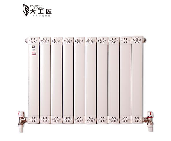 青岛铜铝复合散热器厂家