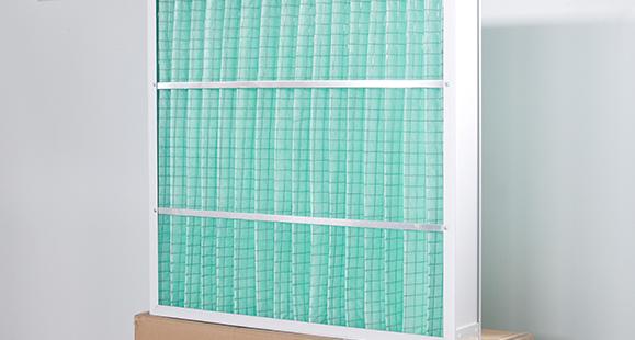 有隔板与无隔板式高效过滤器之间的区别