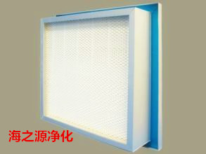 选择合适的高效空气过滤器应遵循哪些原则?