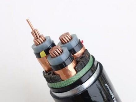 钢带铠装缘聚氯乙烯护套电缆
