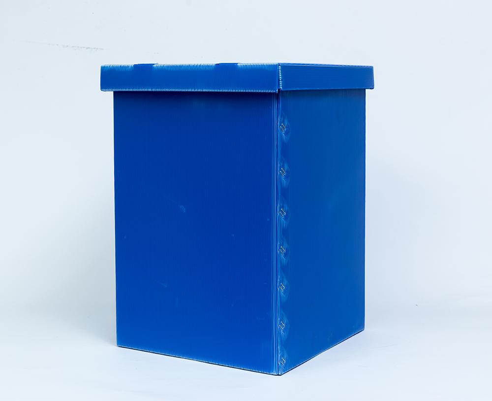 中空板垃圾桶