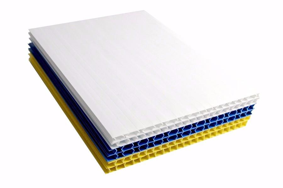 彩色中空板该怎么保�e养