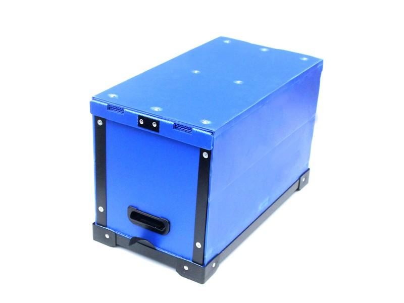 中空板环保冷冻纸箱