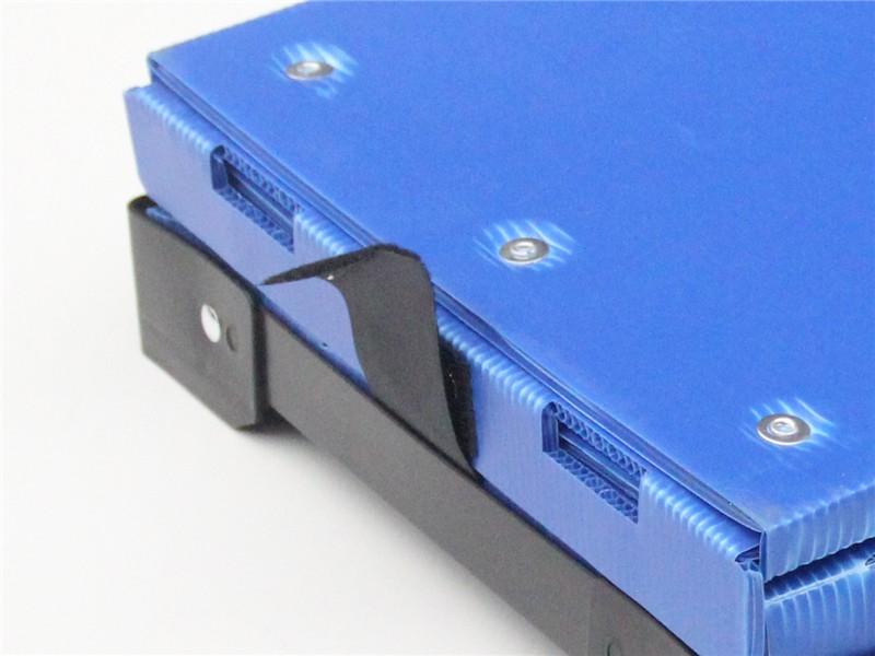 德州中空板环保冷冻纸箱