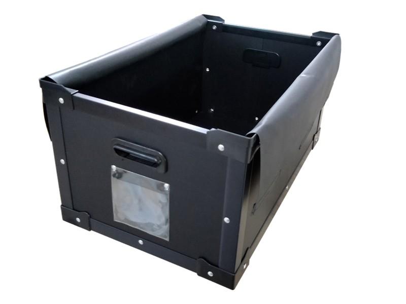 泰安PP中空板防潮纸箱
