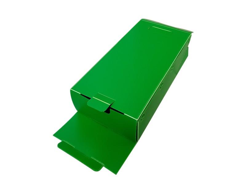 威海中空板手提礼盒塑料箱