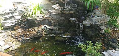 庭院景观设计,也可以试试这样玩,真的很美!