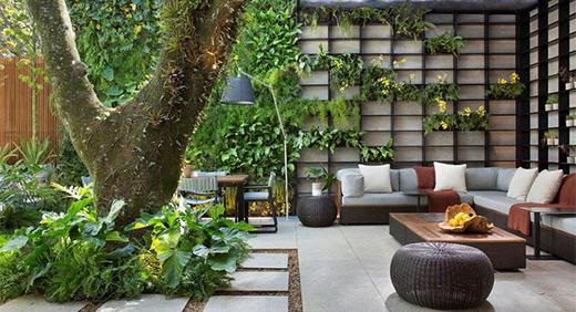庭院景观设计绿化园林,不可不知的设计搭配元素!