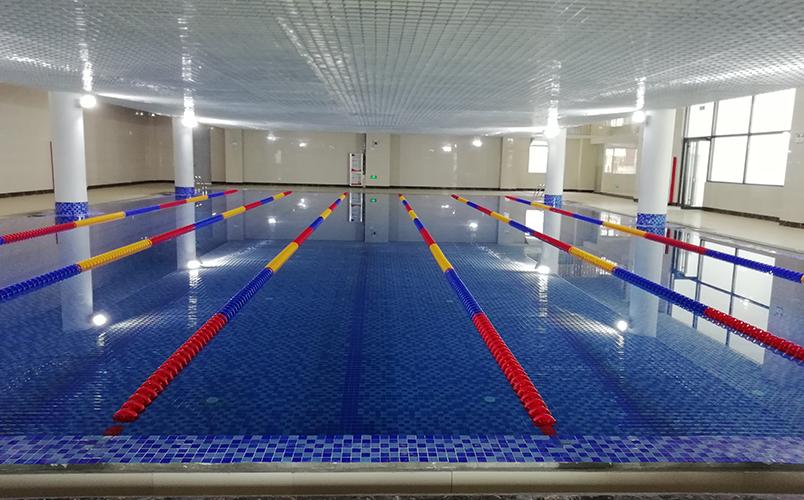 淄博张店东方星城学校泳池