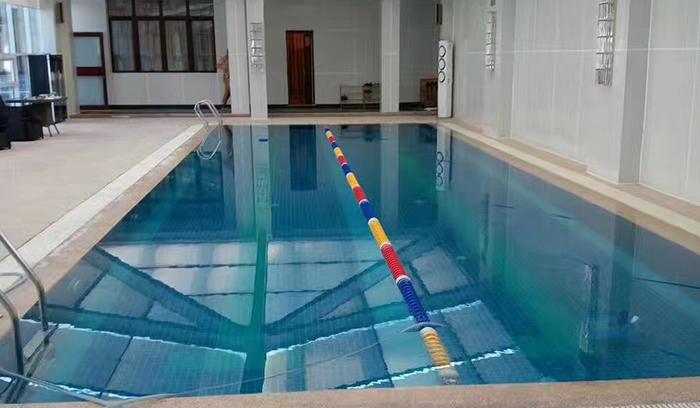日照钢厂会所泳池