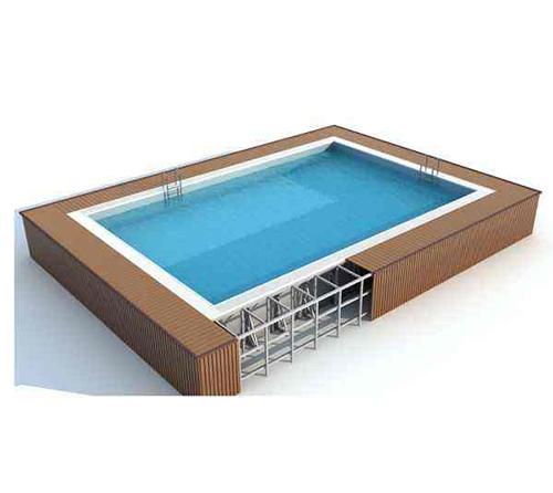 钢结构泳池的优势