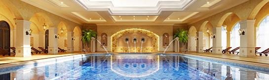 泳池水处理设备有哪些?