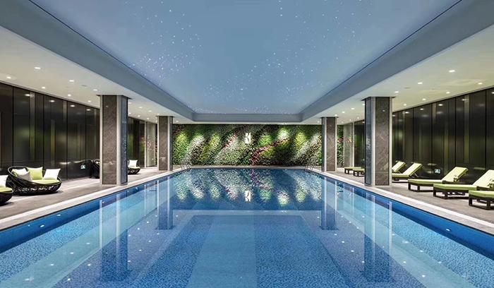 私人游泳馆选择游泳馆的设备有什么区别?