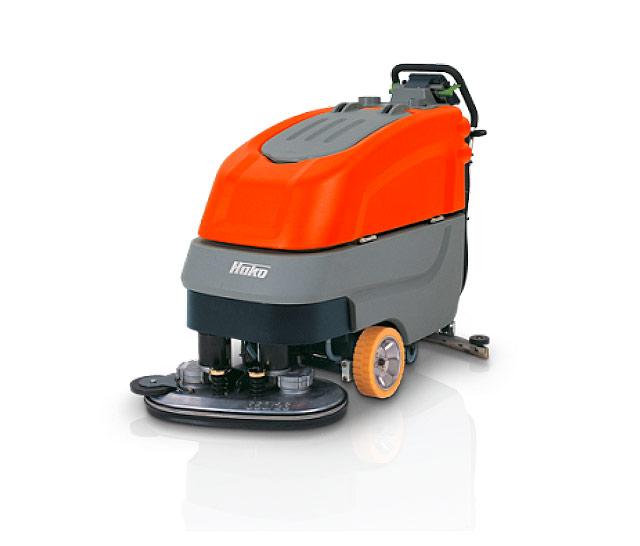 大型手推式洗地机B90