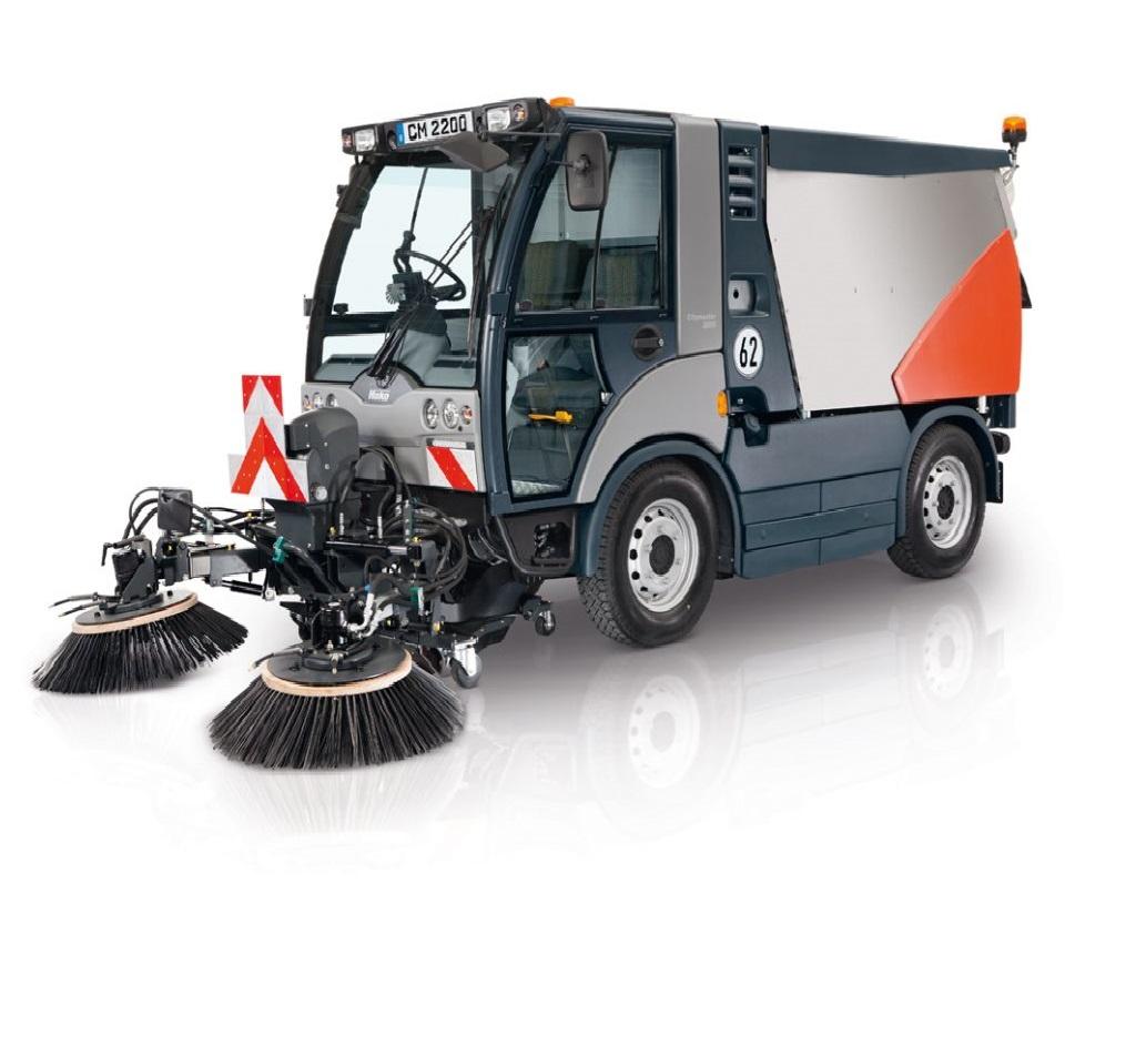 青岛洗地机