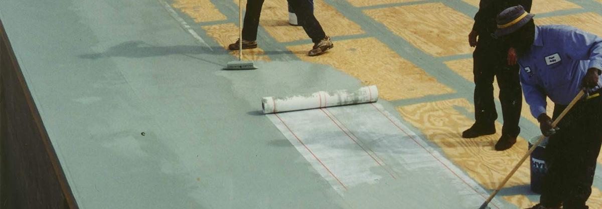 屋顶防水堵漏