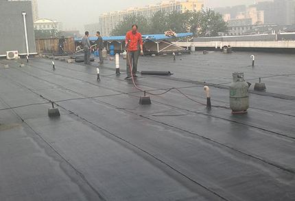 淄博防水工程案例