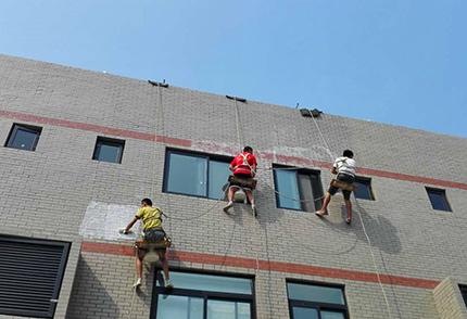 屋面刚性防水层施工工程