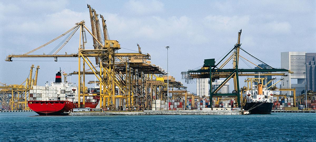 港机设备专用减速机定制